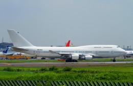 shibu03さんが、成田国際空港で撮影したウェルズ・ファーゴ・バンク・ノースウェスト 747-446の航空フォト(飛行機 写真・画像)