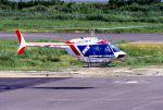 しょうせいさんが、岡南飛行場で撮影した佐川航空 206/406の航空フォト(飛行機 写真・画像)