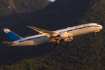 Clydeさんが、香港国際空港で撮影したエル・アル航空 787-9の航空フォト(飛行機 写真・画像)