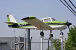 SKY☆101さんが、成田国際空港で撮影した日本個人所有 FA-200-160 Aero Subaruの航空フォト(飛行機 写真・画像)
