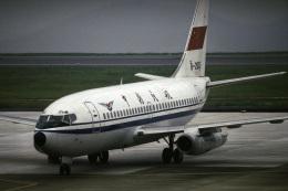 LEVEL789さんが、岡山空港で撮影した中国民用航空局 737-2T4/Advの航空フォト(飛行機 写真・画像)