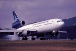 LEVEL789さんが、広島空港で撮影したガルーダ・インドネシア航空 DC-10-30の航空フォト(飛行機 写真・画像)