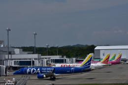 kuma3736さんが、静岡空港で撮影したフジドリームエアラインズ ERJ-170-200 (ERJ-175STD)の航空フォト(飛行機 写真・画像)