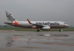 Rsaさんが、ノイバイ国際空港で撮影したジェットスター・パシフィック A320-232の航空フォト(飛行機 写真・画像)