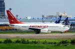 shibu03さんが、成田国際空港で撮影したイースター航空 737-73Vの航空フォト(飛行機 写真・画像)