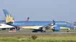 パンダさんが、成田国際空港で撮影したベトナム航空 A350-941の航空フォト(飛行機 写真・画像)