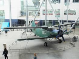 Smyth Newmanさんが、ミュージアムオブフライトで撮影したアメリカ企業所有 An-2の航空フォト(飛行機 写真・画像)