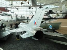 Smyth Newmanさんが、ミュージアムオブフライトで撮影したチェコ空軍 MiG-21PFMの航空フォト(飛行機 写真・画像)