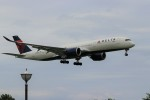 ゆなりあさんが、成田国際空港で撮影したデルタ航空 A350-941の航空フォト(飛行機 写真・画像)