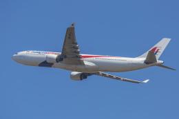 mameshibaさんが、成田国際空港で撮影したマレーシア航空 A330-323Xの航空フォト(飛行機 写真・画像)