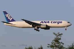 ぽんさんが、成田国際空港で撮影した全日空 767-381/ER(BCF)の航空フォト(飛行機 写真・画像)