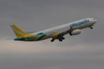 Koenig117さんが、関西国際空港で撮影したセブパシフィック航空 A330-343Xの航空フォト(飛行機 写真・画像)