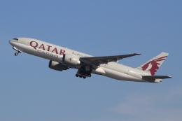 航空フォト:A7-BFE カタール航空カーゴ 777-200
