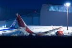やまのクマさんさんが、成田国際空港で撮影したアビアンカ航空 787-8 Dreamlinerの航空フォト(飛行機 写真・画像)