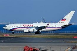 パール大山さんが、羽田空港で撮影したロシア航空 Il-96-300の航空フォト(飛行機 写真・画像)