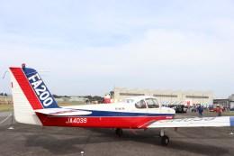 4engineさんが、宇都宮飛行場で撮影したエフ・エー・エス FA-200-180 Aero Subaruの航空フォト(飛行機 写真・画像)