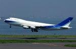 パール大山さんが、羽田空港で撮影したサザン・エア 747-281F/SCDの航空フォト(飛行機 写真・画像)