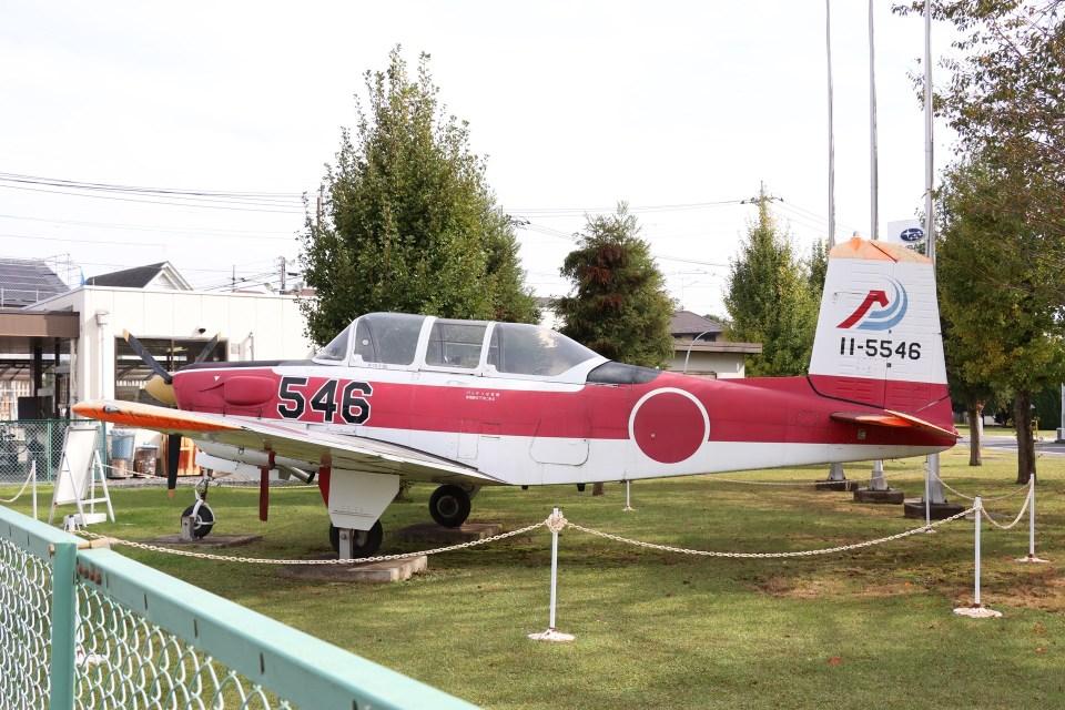 4engineさんの航空自衛隊 Fuji T-3 (11-5546) 航空フォト