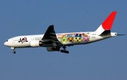 日本航空 Boeing 777-200 (JA8978)  航空フォト | by パール大山さん  撮影2006年11月05日%s