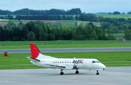にしやんさんが、女満別空港で撮影した北海道エアシステム 340B/Plusの航空フォト(飛行機 写真・画像)