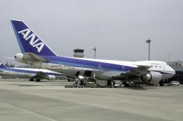 planetさんが、松山空港で撮影した全日空 747-281Bの航空フォト(飛行機 写真・画像)