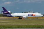 Tomo-Papaさんが、成田国際空港で撮影したフェデックス・エクスプレス MD-11Fの航空フォト(飛行機 写真・画像)