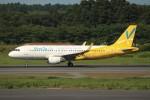 SIさんが、成田国際空港で撮影したバニラエア A320-214の航空フォト(飛行機 写真・画像)