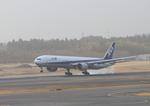 ふじいあきらさんが、成田国際空港で撮影した全日空 777-381/ERの航空フォト(飛行機 写真・画像)