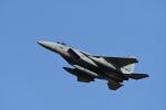 じょ~まんさんが、名古屋飛行場で撮影した航空自衛隊 F-15J Eagleの航空フォト(飛行機 写真・画像)