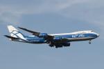 安芸あすかさんが、成田国際空港で撮影したエアブリッジ・カーゴ・エアラインズ 747-8Fの航空フォト(飛行機 写真・画像)