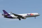 安芸あすかさんが、成田国際空港で撮影したフェデックス・エクスプレス MD-11Fの航空フォト(飛行機 写真・画像)