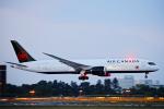 SGR RT 改さんが、成田国際空港で撮影したエア・カナダ 787-9の航空フォト(飛行機 写真・画像)