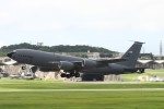 Mr.boneさんが、嘉手納飛行場で撮影したアメリカ空軍 KC-135R Stratotanker (717-148)の航空フォト(飛行機 写真・画像)