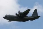 Mr.boneさんが、嘉手納飛行場で撮影したアメリカ海軍 C-130T Herculesの航空フォト(飛行機 写真・画像)