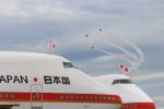ふるちゃんさんが、千歳基地で撮影した航空自衛隊 747-47Cの航空フォト(飛行機 写真・画像)