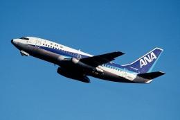 サンドバンクさんが、羽田空港で撮影した全日空 737-281/Advの航空フォト(飛行機 写真・画像)