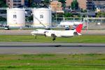 まいけるさんが、福岡空港で撮影した日本エアコミューター 340Bの航空フォト(飛行機 写真・画像)