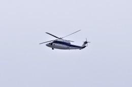 mild lifeさんが、神戸空港で撮影したファーストエアートランスポート S-76C++の航空フォト(飛行機 写真・画像)