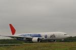 banshee02さんが、成田国際空港で撮影した全日空 777-281の航空フォト(飛行機 写真・画像)