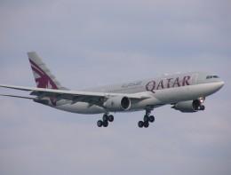 chappyさんが、関西国際空港で撮影したカタール航空 A330-202の航空フォト(飛行機 写真・画像)