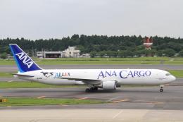 shibu03さんが、成田国際空港で撮影した全日空 767-381/ER(BCF)の航空フォト(飛行機 写真・画像)