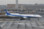 kuro2059さんが、羽田空港で撮影した全日空 777-381/ERの航空フォト(飛行機 写真・画像)