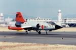 EXIA01さんが、名古屋飛行場で撮影した航空自衛隊 F-104J Starfighterの航空フォト(飛行機 写真・画像)