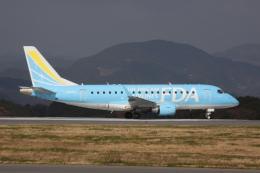 kahluamilkさんが、静岡空港で撮影したフジドリームエアラインズ ERJ-170-100 (ERJ-170STD)の航空フォト(飛行機 写真・画像)
