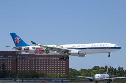 SGR RT 改さんが、成田国際空港で撮影した中国南方航空 A330-323Xの航空フォト(飛行機 写真・画像)