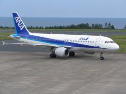 kahluamilkさんが、鳥取空港で撮影した全日空 A320-211の航空フォト(飛行機 写真・画像)