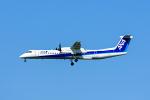 Frankspotterさんが、伊丹空港で撮影したANAウイングス DHC-8-402Q Dash 8の航空フォト(飛行機 写真・画像)