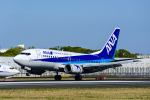 Frankspotterさんが、伊丹空港で撮影したANAウイングス 737-54Kの航空フォト(飛行機 写真・画像)