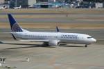 shibu03さんが、福岡空港で撮影したコンチネンタル航空 737-824の航空フォト(飛行機 写真・画像)