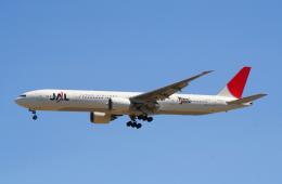 shibu03さんが、成田国際空港で撮影した日本航空 777-346/ERの航空フォト(飛行機 写真・画像)